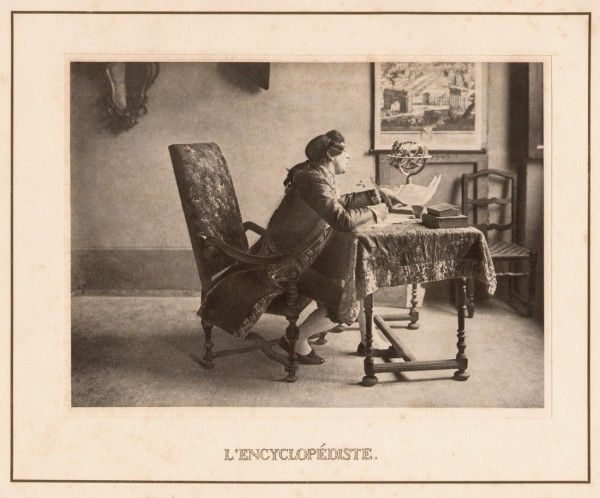 Guido Rey, L'Encyclopédiste, 1906