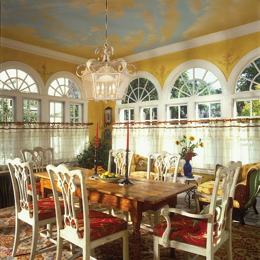 Cafe curtains: Appoint Window,  Eating House,  Eateri, Interiors Design, Window Tables, Window Treatments, Cafe K-Cup, Cafe Curtains, Eating Houses