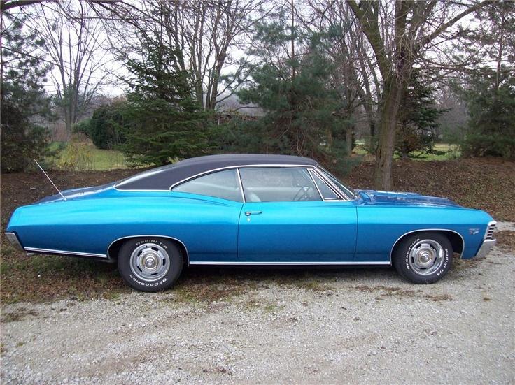67 Impala SS with the rare big block hood | 1967 Chevrolet ...
