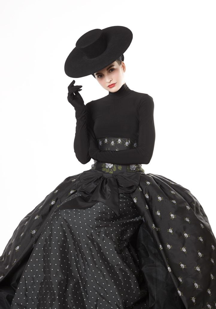 """Kollektion """"WienerChic II"""", Susanne Bisovsky, Viennese Fashion Designer"""