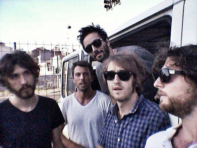 Tour in Sicilia 26-30 Agosto 2014 #testaintasca #maledizione #musica #rock #indie #42records #cazzituoi #roma #vintage #guitar #chitarre #sicilia