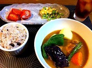カレールー2片で♡ - 7件のもぐもぐ - スープカレー by ERICHING