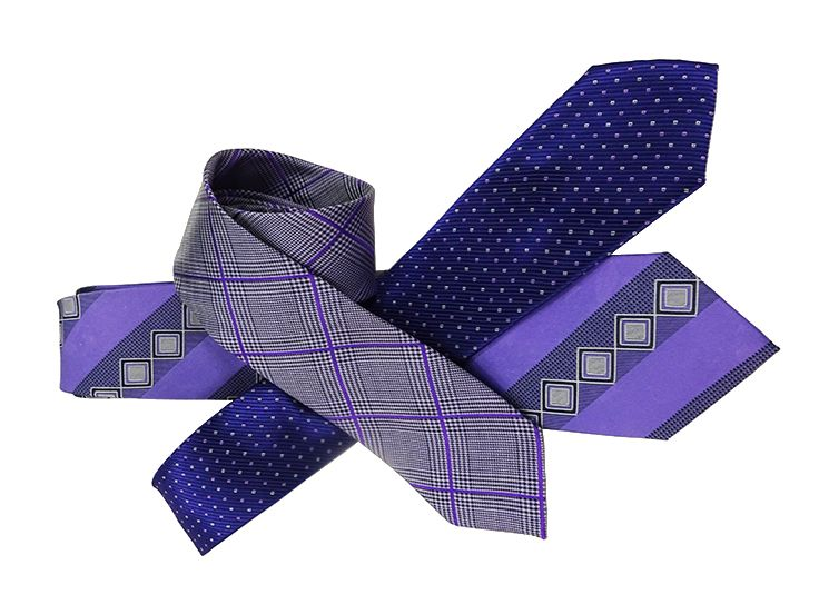 From an extensive collection of handmade silk ties in an assortment of patterns and colors, select any three for the price of one. $19.99 D.C. Men's Wear 703-413-3434