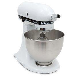 KitchenAid Classic Plus Series 4.5-Quart Tilt-Head Stand Mixer