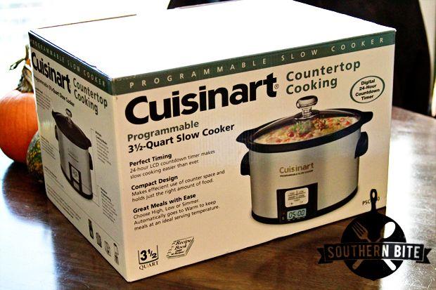 Win a Cuisinart Slow Cooker!! | SouthernBite.com