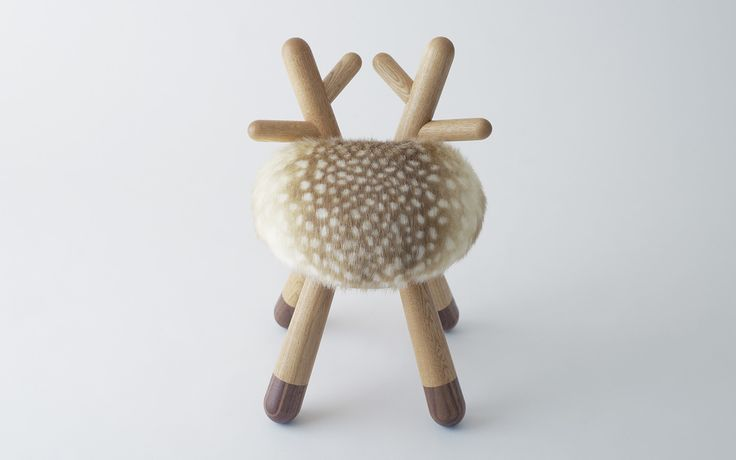 bambi chair by kamina