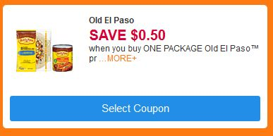New General Mills Coupons:, $.50/1 Old El Paso Product, $.50/1 Progresso Soup and More