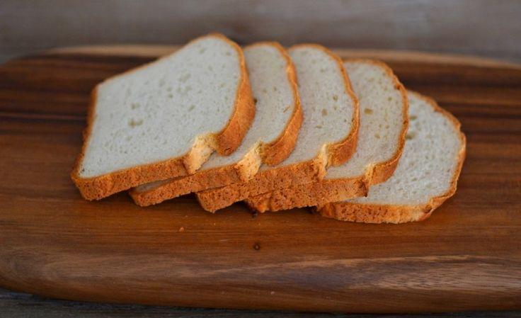 Reţetă Sănătoasă Pentru Pâine de Casă, Fără Gluten