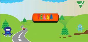 Liikenneturvan sivuilta löytyy myös mobiilipeli lapsille. #liikenneviikko
