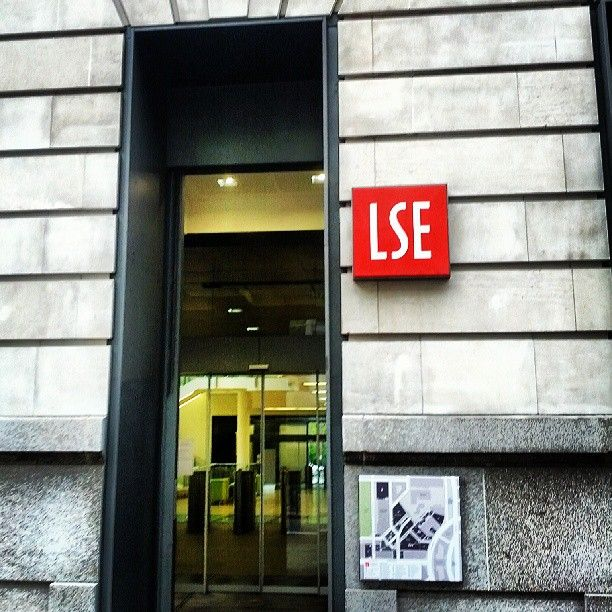 London School of Economics and Political Science (LSE) in London, Greater London