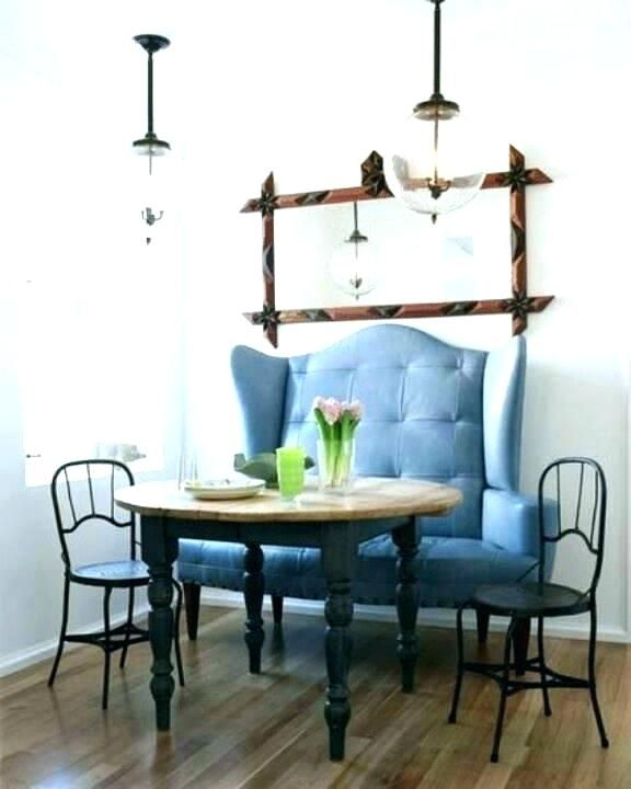 Free Kitchen Tufted Dining Bench With Back Ideas With: 52 Best Small Dining Room Ideas Images On Pinterest