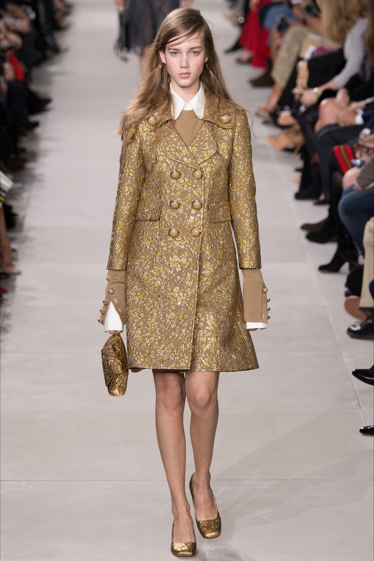 Michael Kors New York - Collections Fall Winter 2016-17 - Shows - Vogue.it