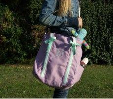 Anne - Bebek çantaları...