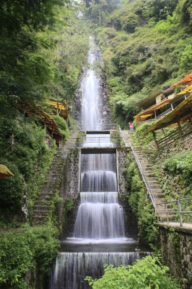Tempat Wisata Di Magetan Jawa Timur - Air terjun Tirtasari