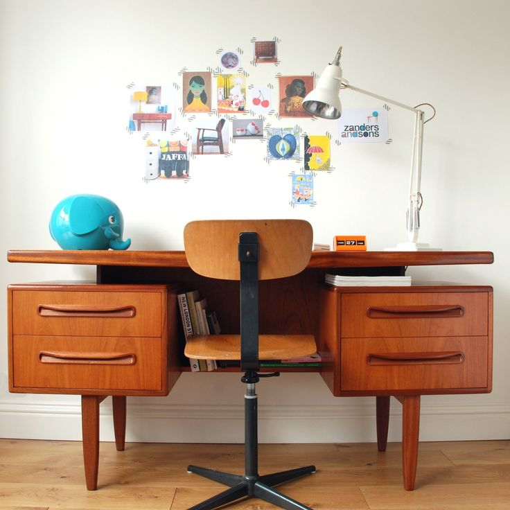 Image of G Plan Desk- SOLD.