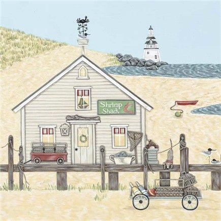 Sally Swannell - Shrimp Shack