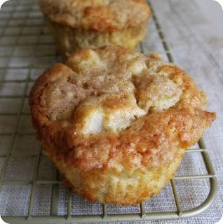 Pear Muffins (recipe is not GF)
