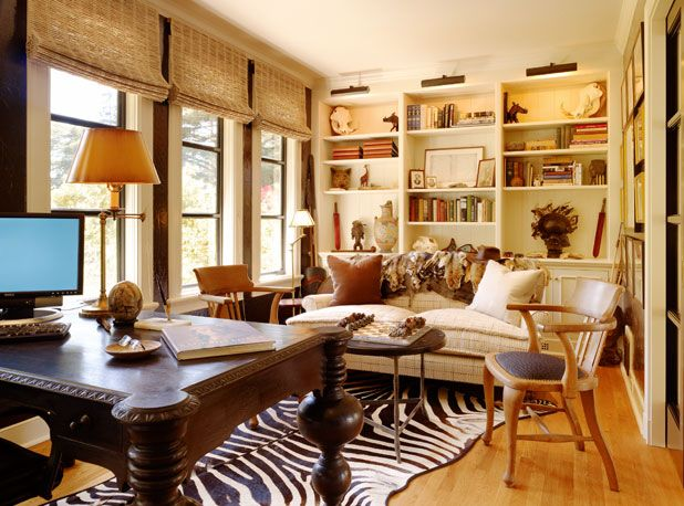 1920s Home Makeover - Full Home Before And After - House Beautiful