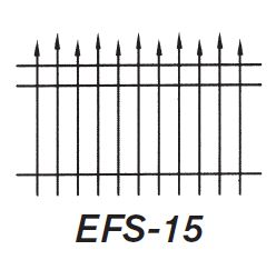 Residential Grade Aluminum Fencing - Elite Fence Products, Inc - Ornamental Aluminum Fence, Pool Fence and Gate Manufacturer - Residential, Commercial, Industrial Aluminum Fence and Estate Gates