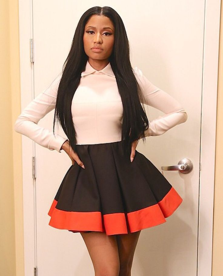 Nicki's Outfit