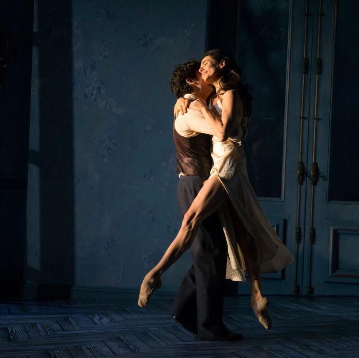 Alessandra Ferri & Herman Cornejo in 'Chéri' (2015). Sublime.