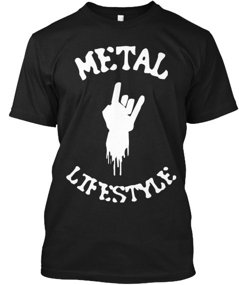 Metal Music Lifestyle   Metalheads 2017 Black T-Shirt Front METAL MUSIC LIFESTYLE - METALHEADS 2017 T-SHIRTS METAL T-SHIRTS | METAL MUSIC T-SHIRTS | MUSICIAN T-SHIRTS | GUITARIST T-SHIRTS | DRUMMER T-SHIRTS | BASSIST T-SHIRTS | BASS PLAYER T-SHIRTS | GUITAR PLAYER T-SHIRTS | SHREDDER T-SHIRTS | METALHEAD T-SHIRTS | METAL MUSIC FAN T-SHIRTS | DJENT T-SHIRTS | HEAVY METAL T-SHIRTS | BLACK METAL T-SHIRTS | THRASH METAL T-SHIRTS | DOOM METAL T-SHIRTS | STONER METAL T-SHIRTS | DEATH METAL…