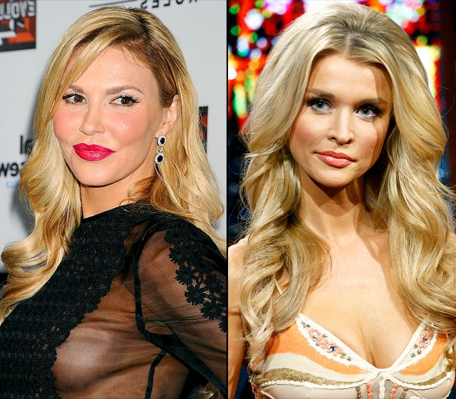 Joanna Krupa Slams Brandi Glanville... Please watch video, read more and join in at: http://allaboutthetea.com/2014/12/23/joanna-krupa-slams-brandi-glanville/