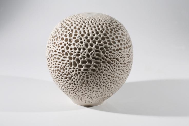 Ceramic form 3 Zbigniew Wozniak