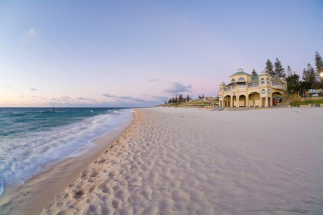 Cottlesloe Beach, Perth, Australia
