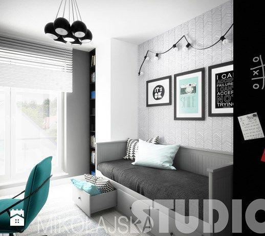 Aranżacje wnętrz - Pokój dziecka: interior design-krakow - MIKOŁAJSKAstudio. Przeglądaj, dodawaj i zapisuj najlepsze zdjęcia, pomysły i inspiracje designerskie. W bazie mamy już prawie milion fotografii!