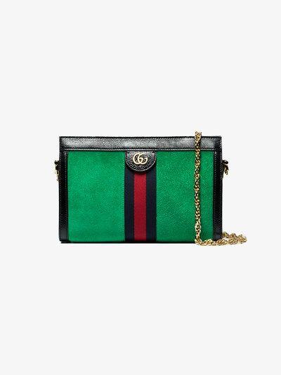 Gucci small Ophidia Web shoulder bag