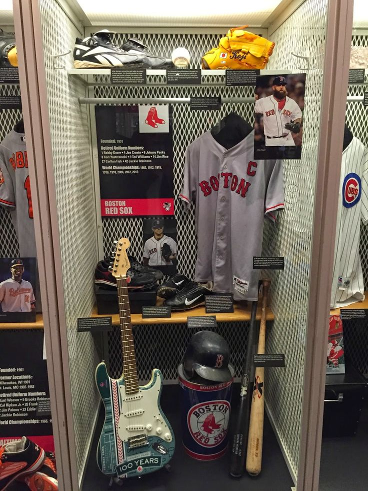 My Trip to the Baseball Hall of Fame (October 2014)