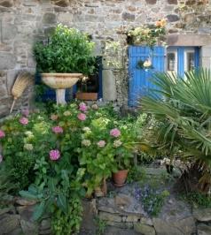 Franse landschappen in the garden pinterest for Tuinposters intratuin