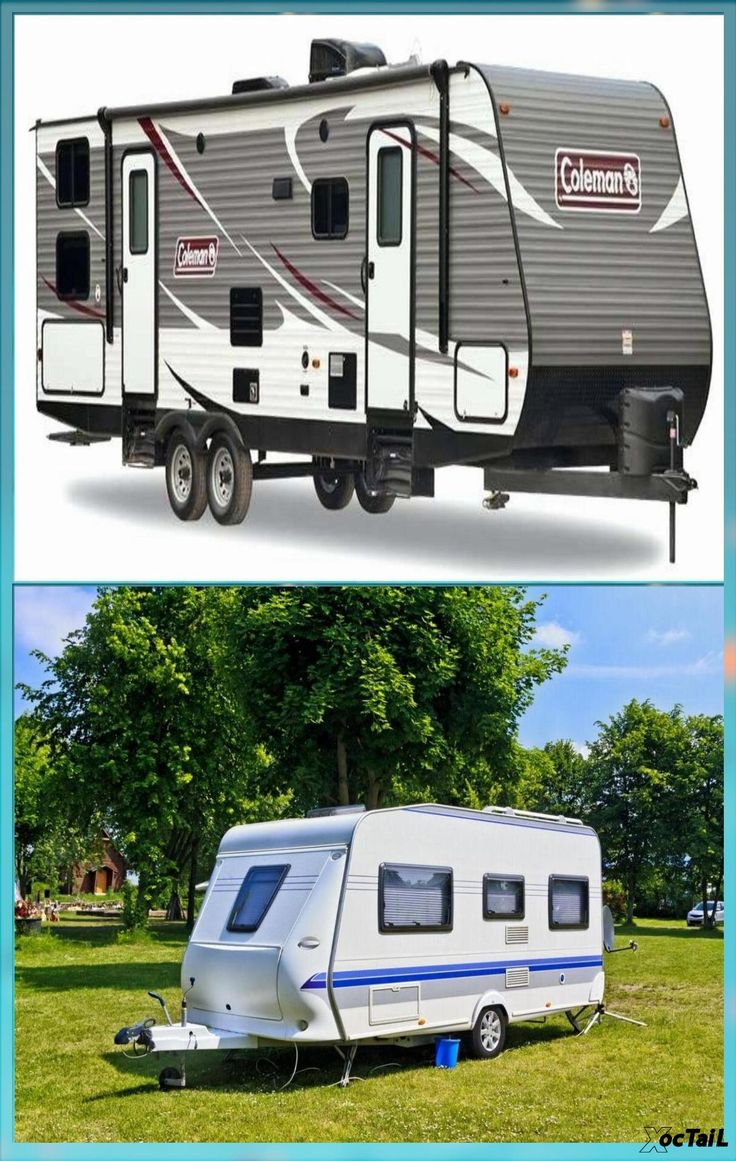 Coleman Camper Trailers Coleman Travel Trailers For Sale ...