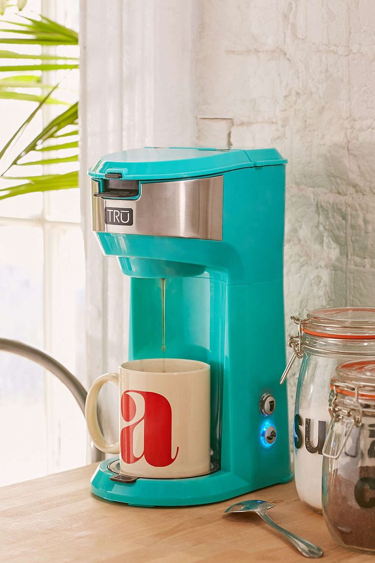 "For Her: ""The College Student"" It's perfect! } $50 @ Urban Outfitters 'Single Brew Coffee Maker'"