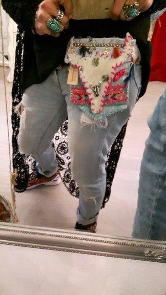 Hipster/buideltas ibiza style