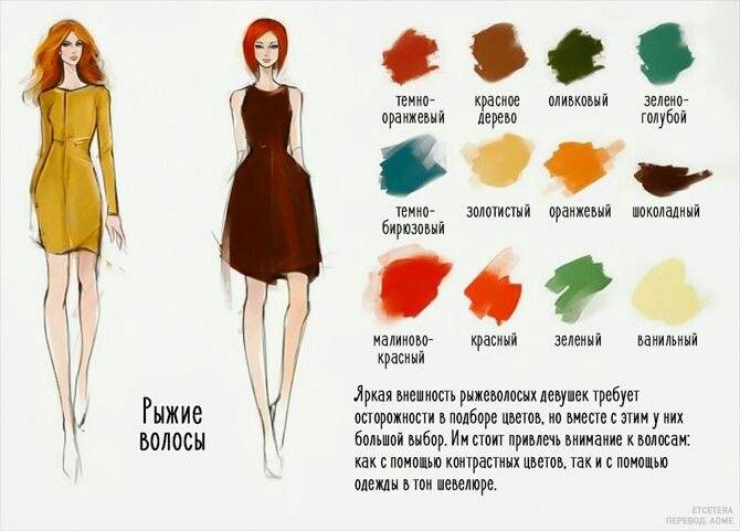 Про рыжие волосы