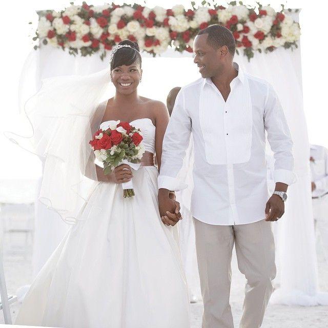 Sarah Jakes Toure Roberts Wedding
