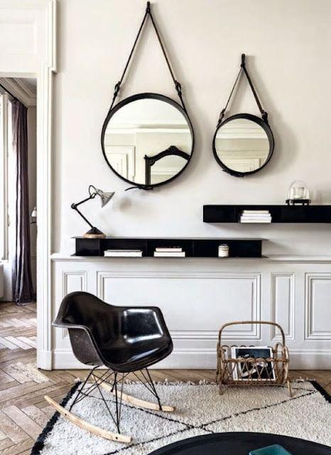Les 17 meilleures images du tableau Miroir rond sur Pinterest | Le ...