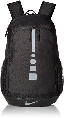 ded0857bcda1 Nike Hoops Elite Varsity Basketball Backpack BlackCool Grey Size One Size    You can find more