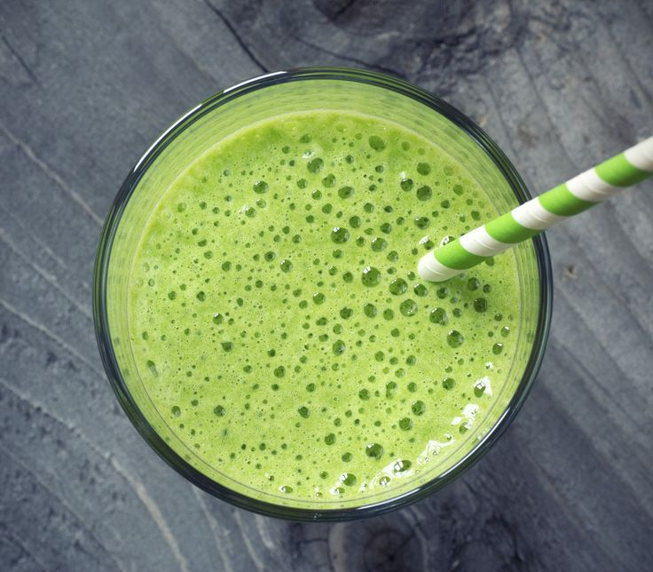 It's important to nourish the body after a good workout. Try this Post-Workout Green Smoothie to help you recover!