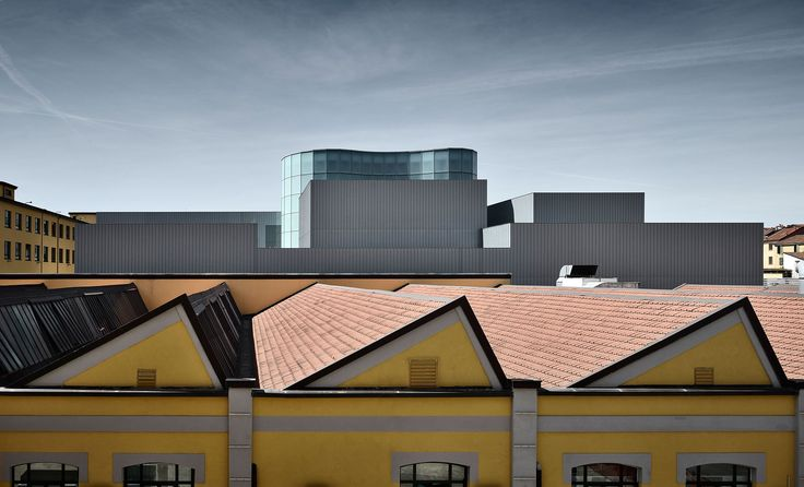 David Chipperfield Architects / La Città delle Culture, Milan