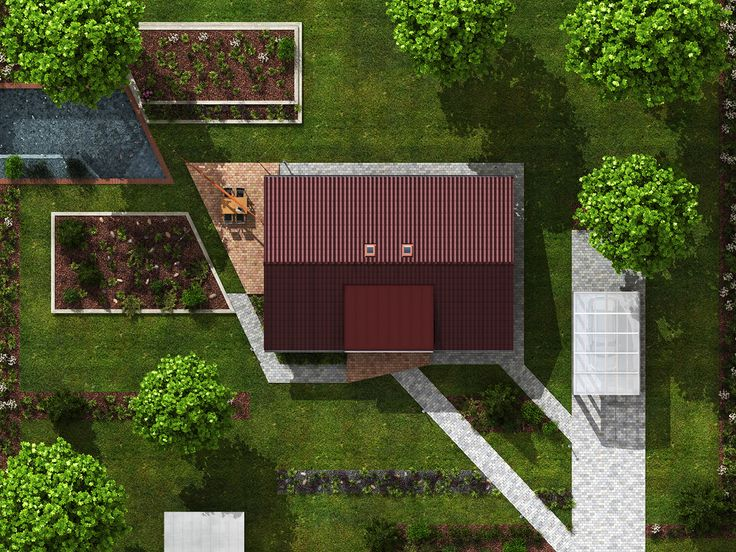 dřevostavby Juha - dům Talon
