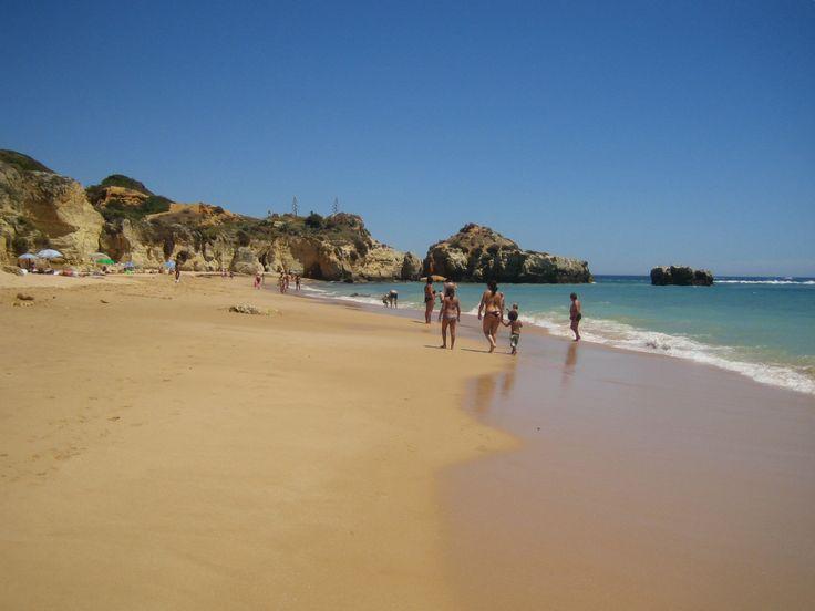 Albufeira Beach - http://xblogs.me/albufeira-beach-10/  #Portugal