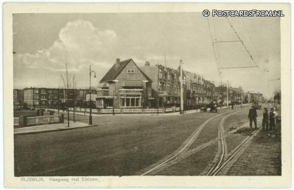 Rijswijk ZH, Haagweg met Eiklaan