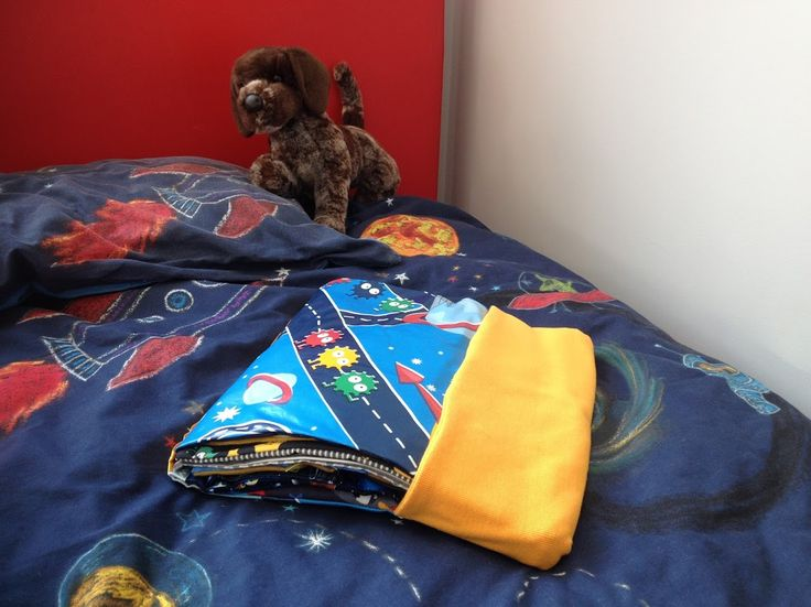 Faith and Felt Obsession: Pillowcase Quiet Book Closure
