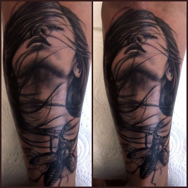 Beautiful image ...Tattoo Artist - Pete The Thief
