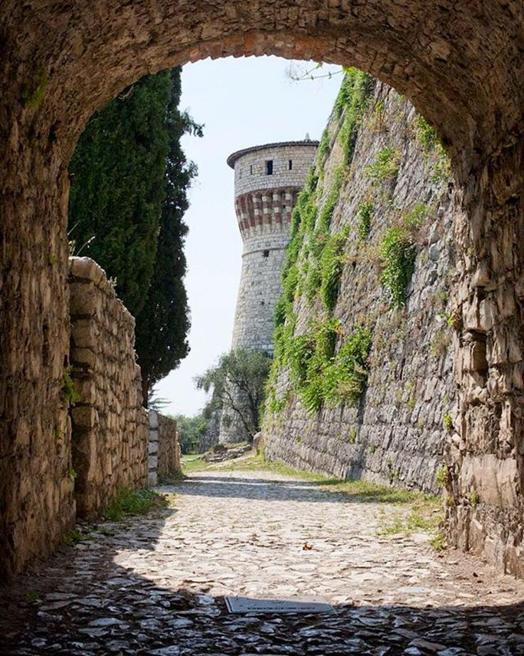 Casrello di Brescia by rutamatt