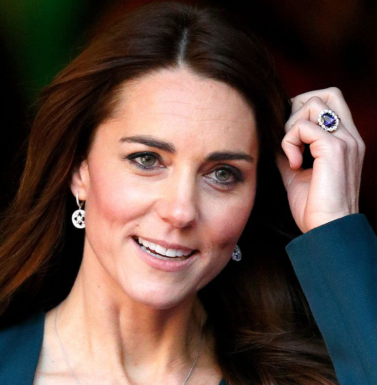 The Real Reason Kate Middleton Didn't Wear Her Engagement Ring Today