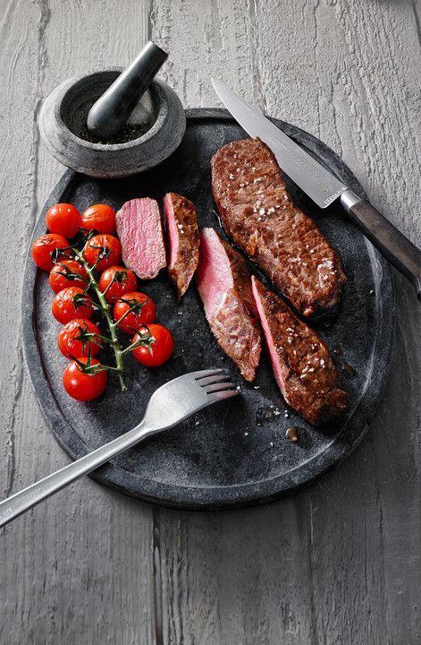 Rumpsteak, medium, mit Gelinggarantie, ein sehr leckeres Rezept aus der Kategorie Rind. Bewertungen: 145. Durchschnitt: Ø 4,6.